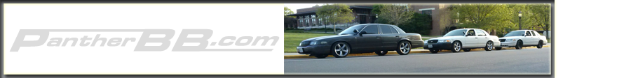 PantherBB.com Forum -  P71, Crown Victoria, Town Car, Grand Marquis, Marauder