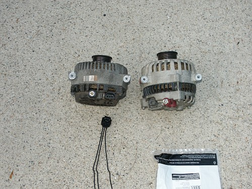 Crown Victoria Alternator 4g