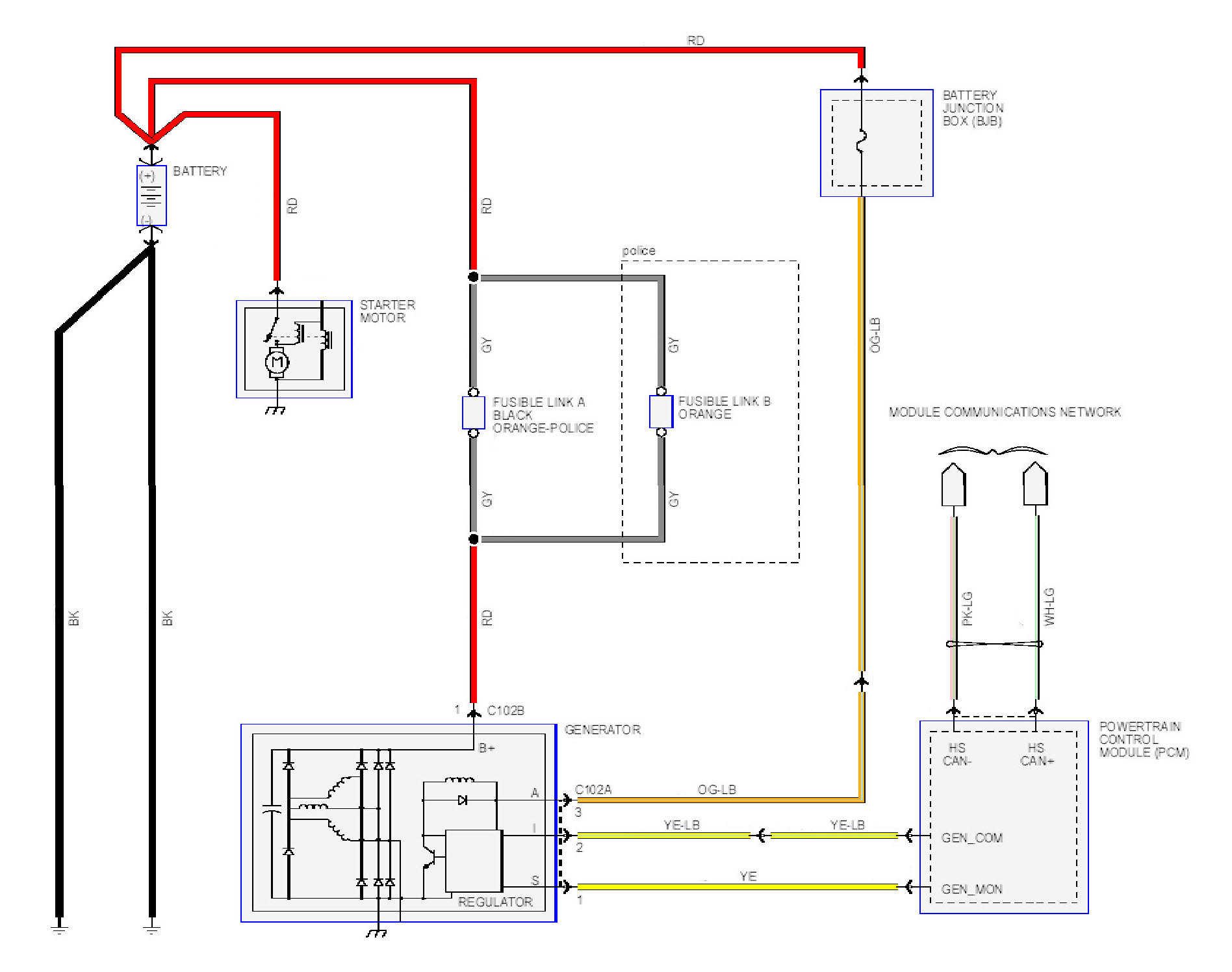 Wiring Diagram For 91 Crown Vic - Wiring Diagram Option on rocker switch diagram, switch lights, switch circuit diagram, switch outlets diagram, 3-way switch diagram, switch starter diagram, switch socket diagram, wall switch diagram, electrical outlets diagram, network switch diagram, relay switch diagram, switch battery diagram,