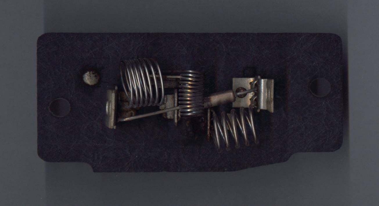Ford Blower Motor Resistor Pigtail Replacement