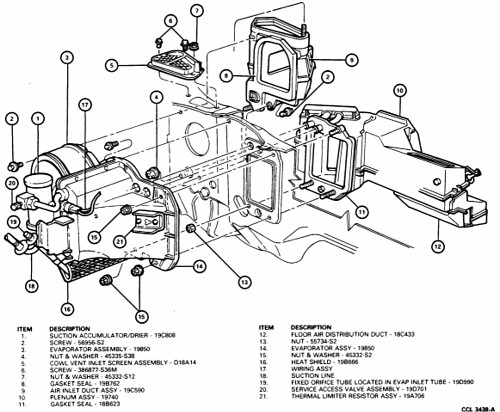 93 ford crown vic fuse box ford crown vic exhaust diagram