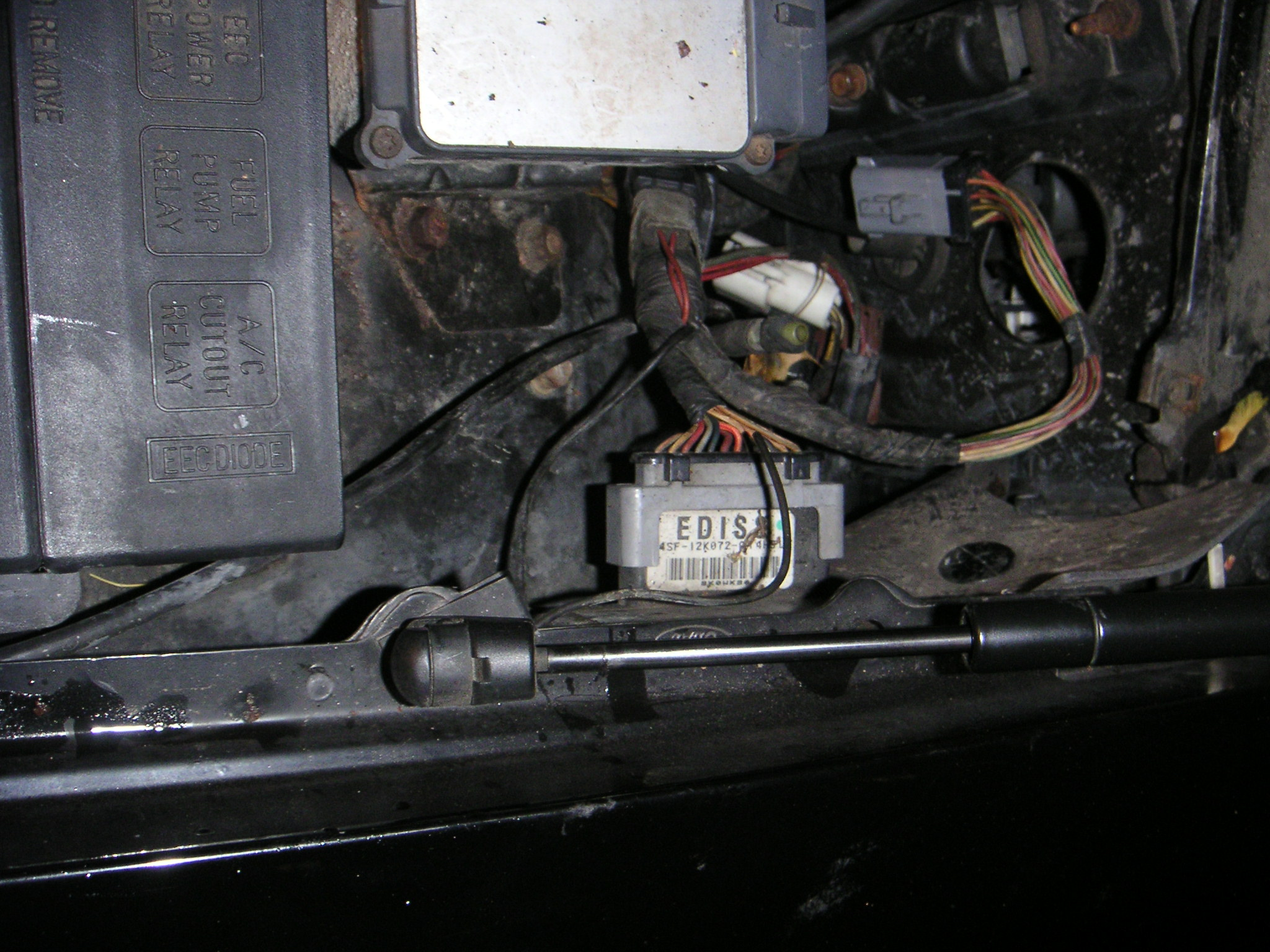 1998 Ford Crown Victoria Starter Solenoid Wiring Diagram Trusted 2009 Fuse Box Dashboard Pictures Start