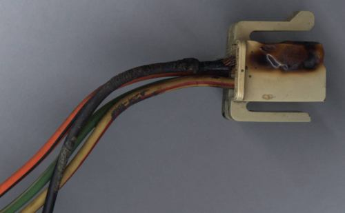 Ford Manual Climate Control Blower Motor Resistor