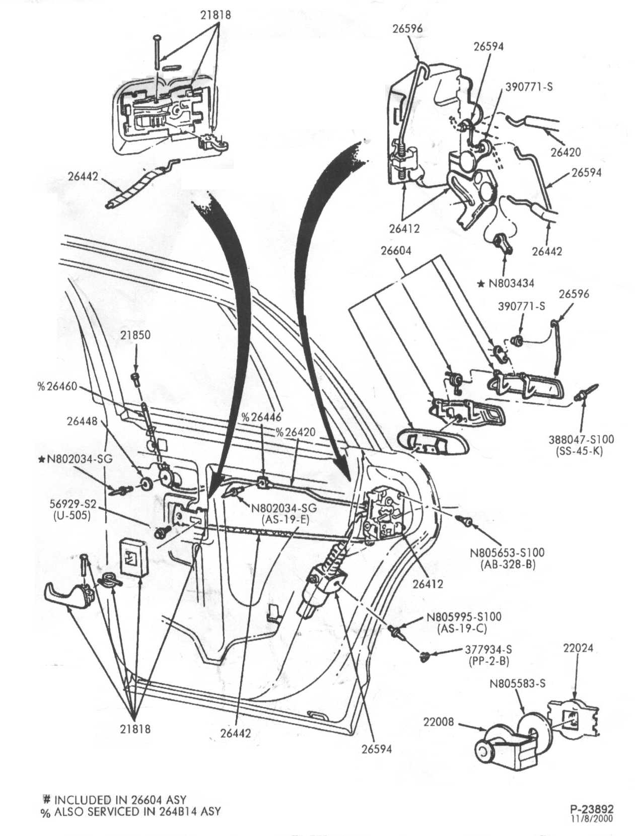 Ford Crown Victoria Police Interceptor P71 Rear Door Parts Engine Diagram Names After Entering The Required Data A Part Number Will Be Provided And Person Can Check For Avaliability Of In Warehouse If Needed