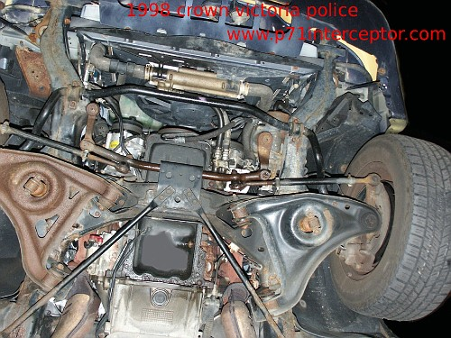 Ford Crown Victoria P71 46l 3bolt Starter Replacementrhpantherbb: 2005 Lincoln Ls Starter Location At Elf-jo.com