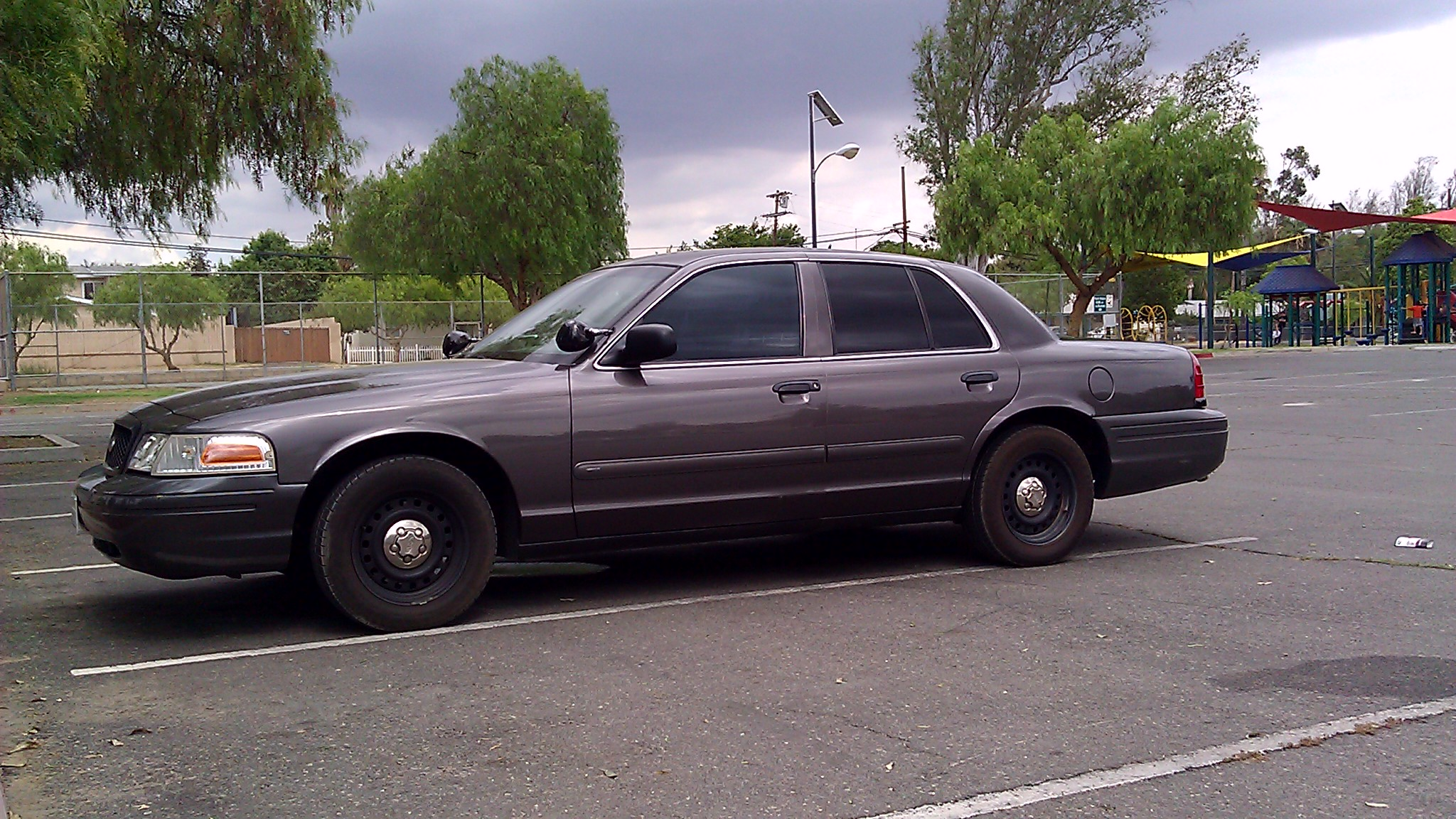 RE: Ford Crown Victoria P71